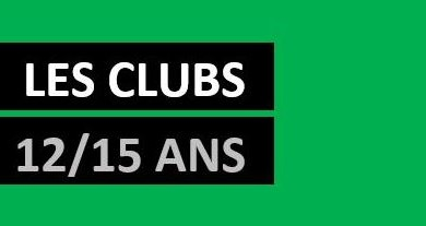 image une - clubs